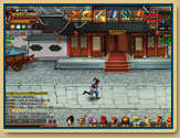 神仙道游戏图片:游戏场景